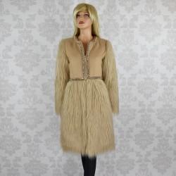 ELISABETTA FRANCHI płaszcz S, M, L