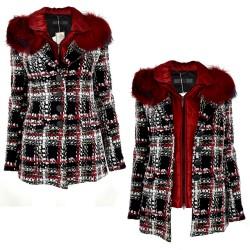 AIRFIELD płaszcz 2w1 XS, S, L