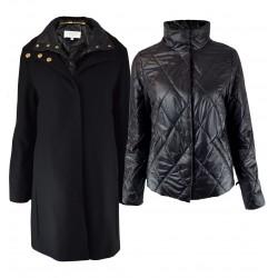 ESCADA SPORT płaszcz 2w1 M