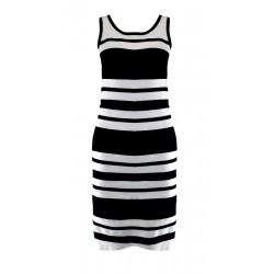 HERVE LEGER sukienka L