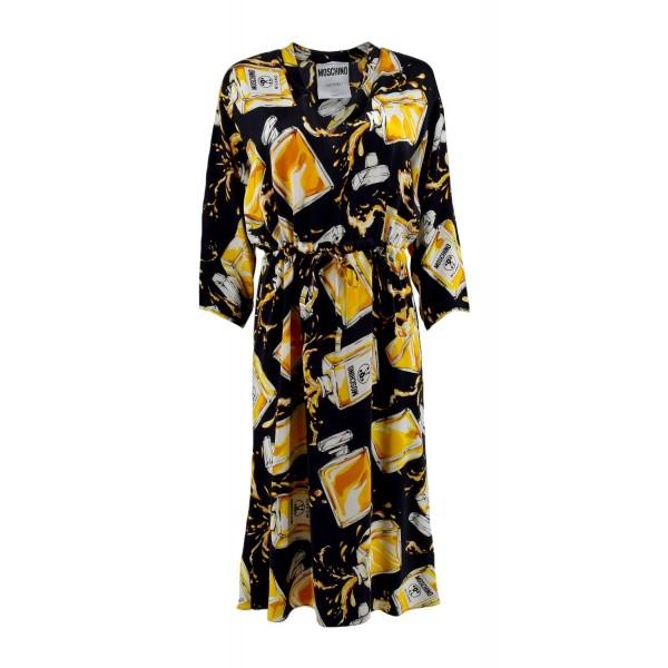 MOSCHINO COUTURE sukienka XL