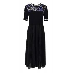 MARC CAIN sukienka maxi N4 L, N5 XL